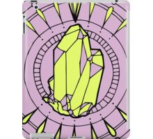 Crystal Power iPad Case/Skin