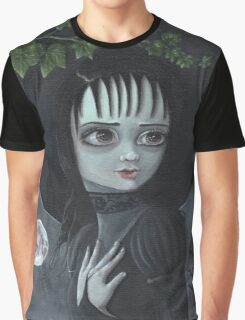 Her Name Was Lydia - Halloween  Graphic T-Shirt