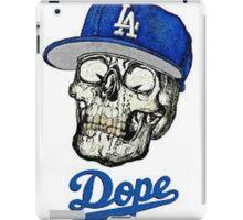 Skull Dope 2016 Designs iPad Case/Skin