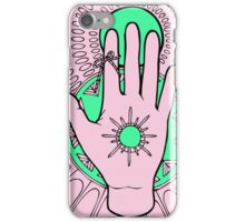 Philosopher's Hand iPhone Case/Skin