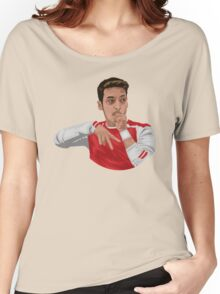 mesut ozil Women's Relaxed Fit T-Shirt