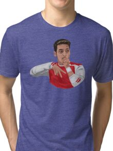 mesut ozil Tri-blend T-Shirt