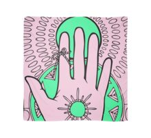 Philosopher's Hand Scarf