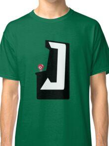 Black on white design! Classic T-Shirt
