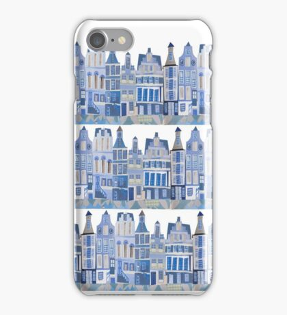 Dutch Houses iPhone Case/Skin