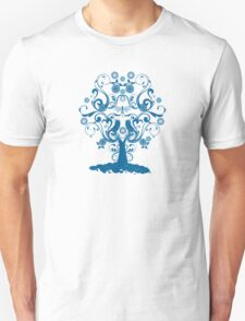 Bird Tree Unisex T-Shirt