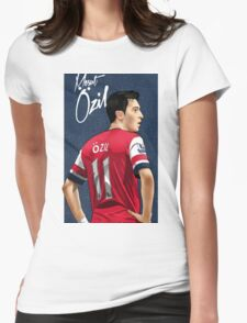 OZIL 11 Womens Fitted T-Shirt