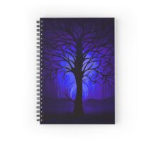 Night Shade Spiral Notebook
