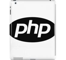 Php logo iPad Case/Skin