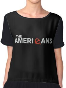 The Americans Chiffon Top