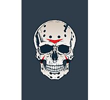 Dead-On Voorhees Photographic Print