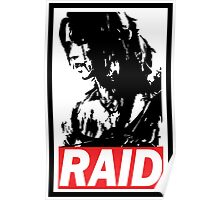 Tomb Raider Obey poster Poster