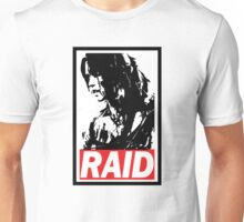 Tomb Raider Obey poster Unisex T-Shirt