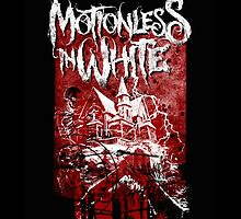 Motionless In White - This Place Is Haunted by Megawyatt1234