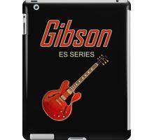 Red Gibson ES iPad Case/Skin