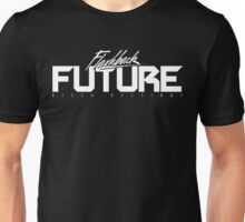Flashback Future - Francesco Terragin WHITE EDITION Unisex T-Shirt