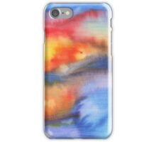 Watercolor Fantasy iPhone Case/Skin