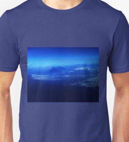Misty Mountains Of El Salvador Unisex T-Shirt