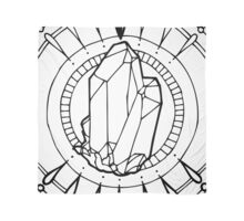Crystal - Mono Scarf
