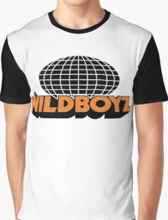 Wild Boyz Graphic T-Shirt