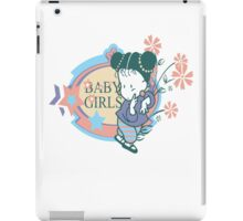 Baby Girls iPad Case/Skin
