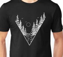 Triangle Outdoor Unisex T-Shirt