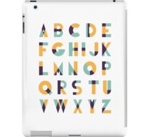 ABC ART iPad Case/Skin