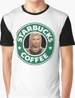 Starbucks Coffee Graphic T-Shirt