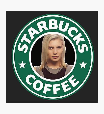 Starbucks Coffee Photographic Print