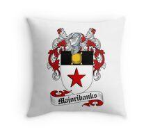 Majoribanks  Throw Pillow