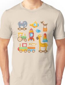 Baby And Kids Toys Unisex T-Shirt