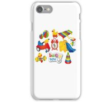 Baby Toy iPhone Case/Skin