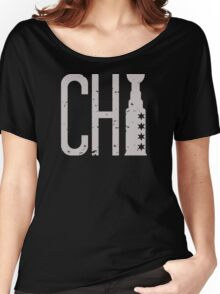 Chicago Blackhawks Women's Relaxed Fit T-Shirt