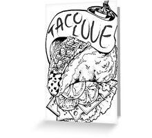 Taco Love Greeting Card