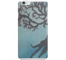 Sun/Moon and Tree iPhone Case/Skin
