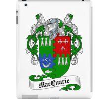 MacQuarrie iPad Case/Skin