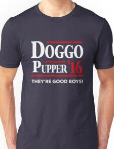 Doggo Pupper Unisex T-Shirt