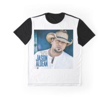 jason aldean tour date 2016 ollvv4 Graphic T-Shirt