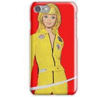 Kill Bill Barbie! iPhone Case/Skin