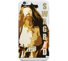 Swagrid iPhone Case/Skin