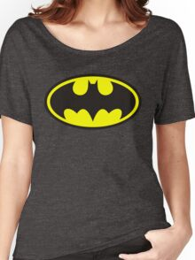 BATMAN Women's Relaxed Fit T-Shirt