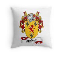 MacNair Throw Pillow