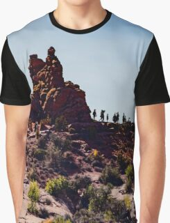 Tourists Graphic T-Shirt