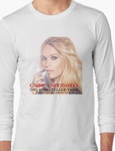 carrie underwood 2016- tour Long Sleeve T-Shirt