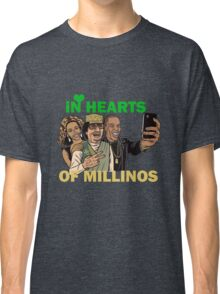 iN Hearts of Millions  Classic T-Shirt