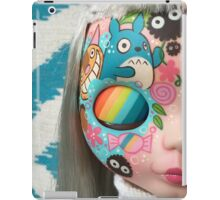 Totoro blythe iPad Case/Skin