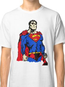 SuperMan Classic T-Shirt