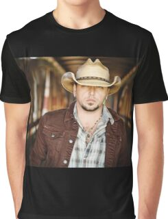 jason aldean tour date 2016 ollvv5 Graphic T-Shirt