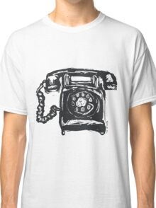 The Classic Way To Call Classic T-Shirt