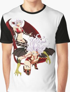 Fairy Tail (Sisters) Graphic T-Shirt